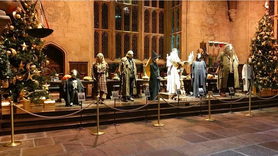Studio de Warner Bros, Harry Potter en Janvier