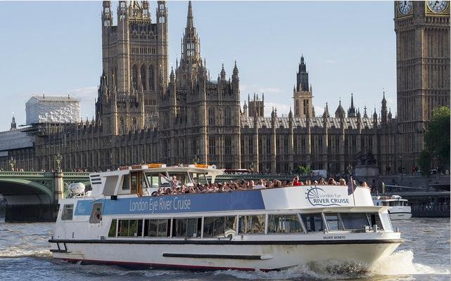 Bateau de croisière River Thames Cruise à Londres