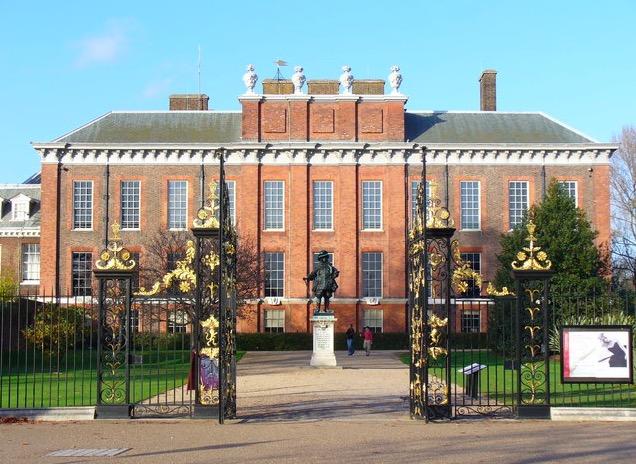 Palais de Kensington à Londres