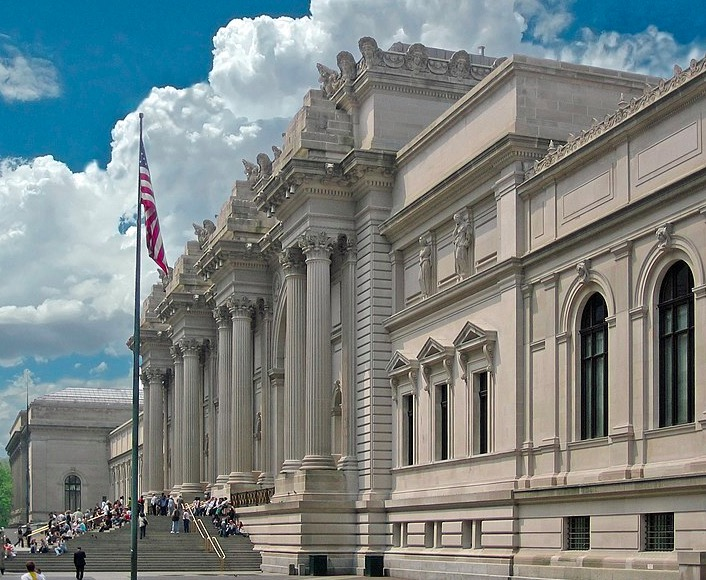 Metropolitan museum of art à New York