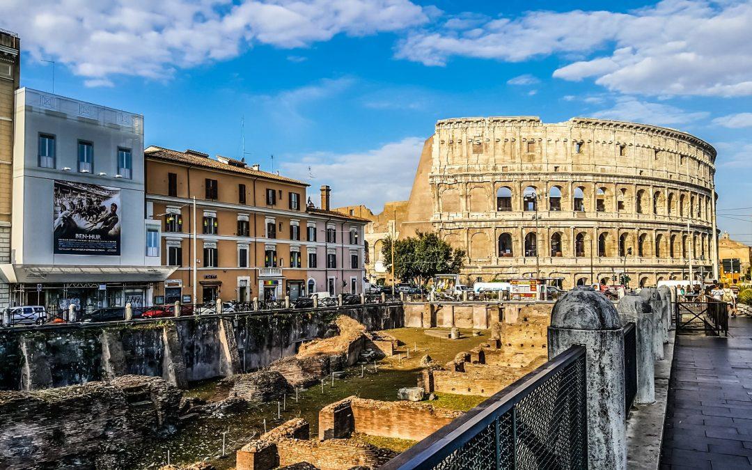 rome en janvier