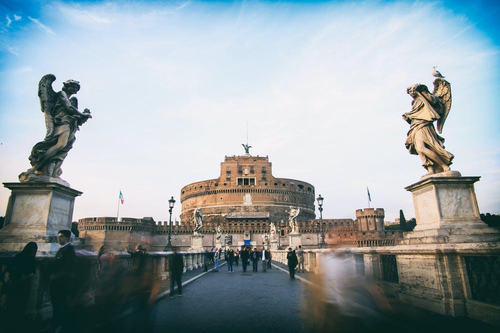 rome legendes