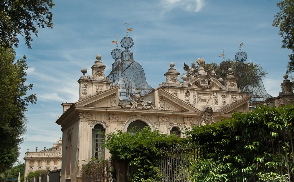 palais borghese