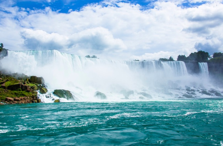 Chute du Niagara à New York