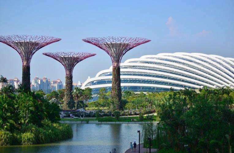 Photo de Singapour en Janvier