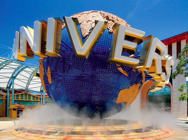 Photo de L'Universal Studio à Singapour
