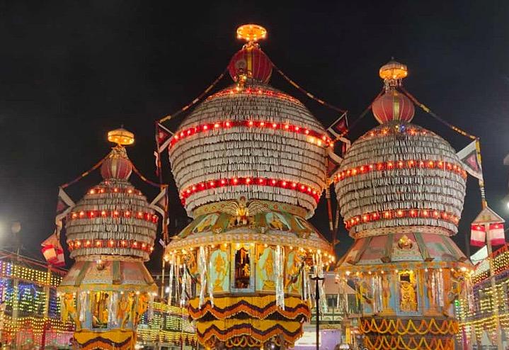Festival de la récolte du Pongal à Singapour