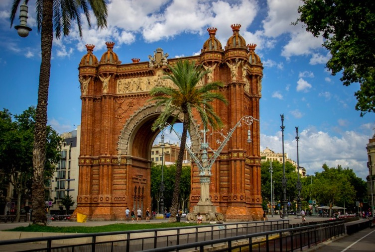 Barcelone en Janvier