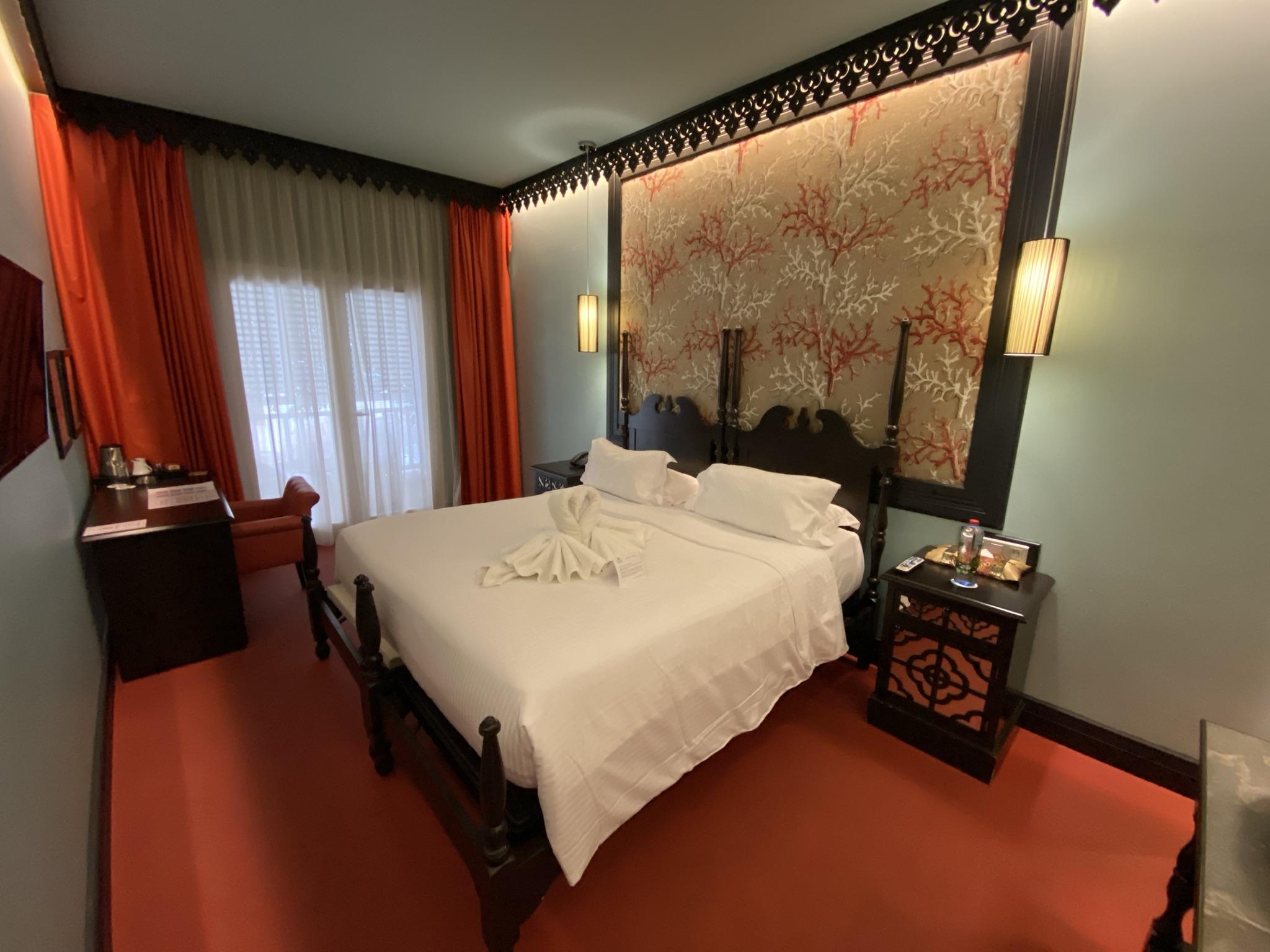 Villa Delisle: chambre supérieur