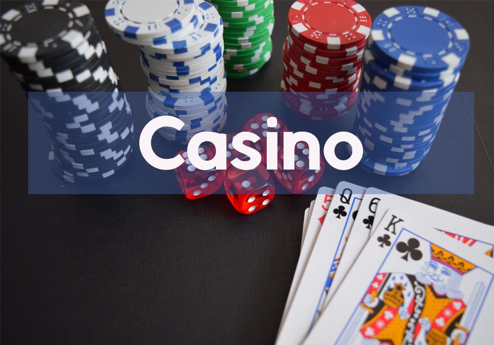 Villa Delisle: Le Casino